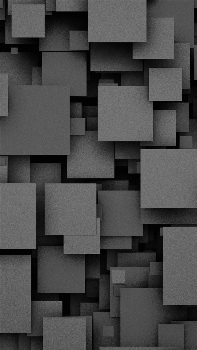 Square Party Dark Pattern iPhone 8 wallpaper
