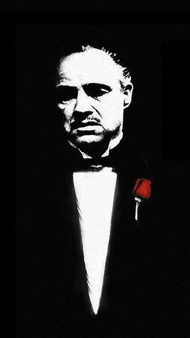 The Godfather iPhone 8 wallpaper