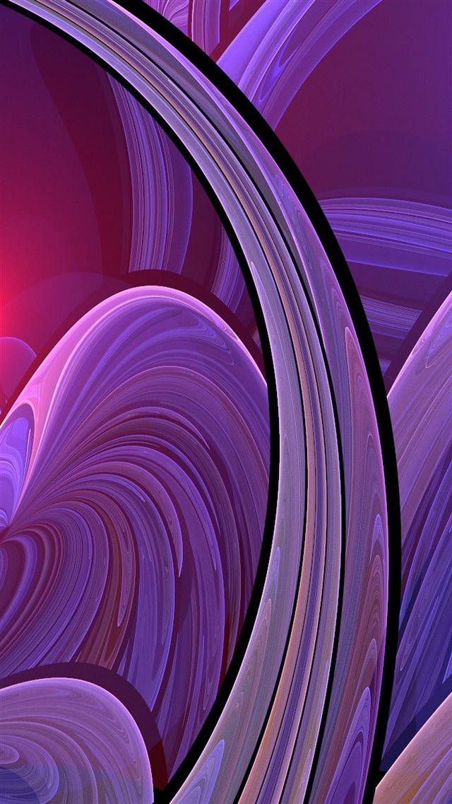 Abstract Stunning Purple Swirl Painting iPhone 8 wallpaper