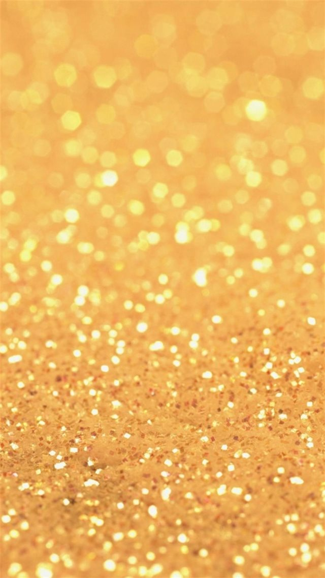 Abstract Golden Blink Shiny Color Background iPhone 8 wallpaper