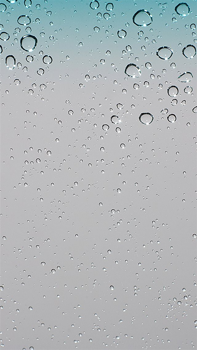 Minimal Abstract Dew Glass Water Drop Background iPhone 8 wallpaper