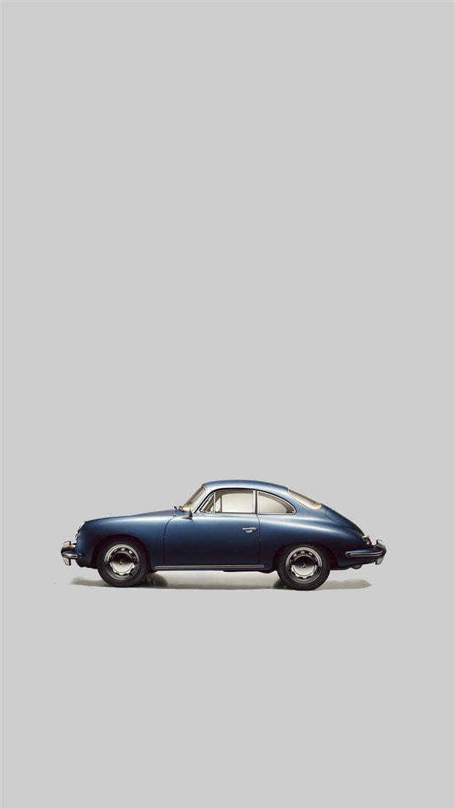 Porsche 356B IPhone 8 Wallpaper