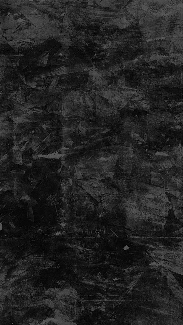 Wonder Art Illust Grunge Abstract Black Iphone 8 Wallpapers