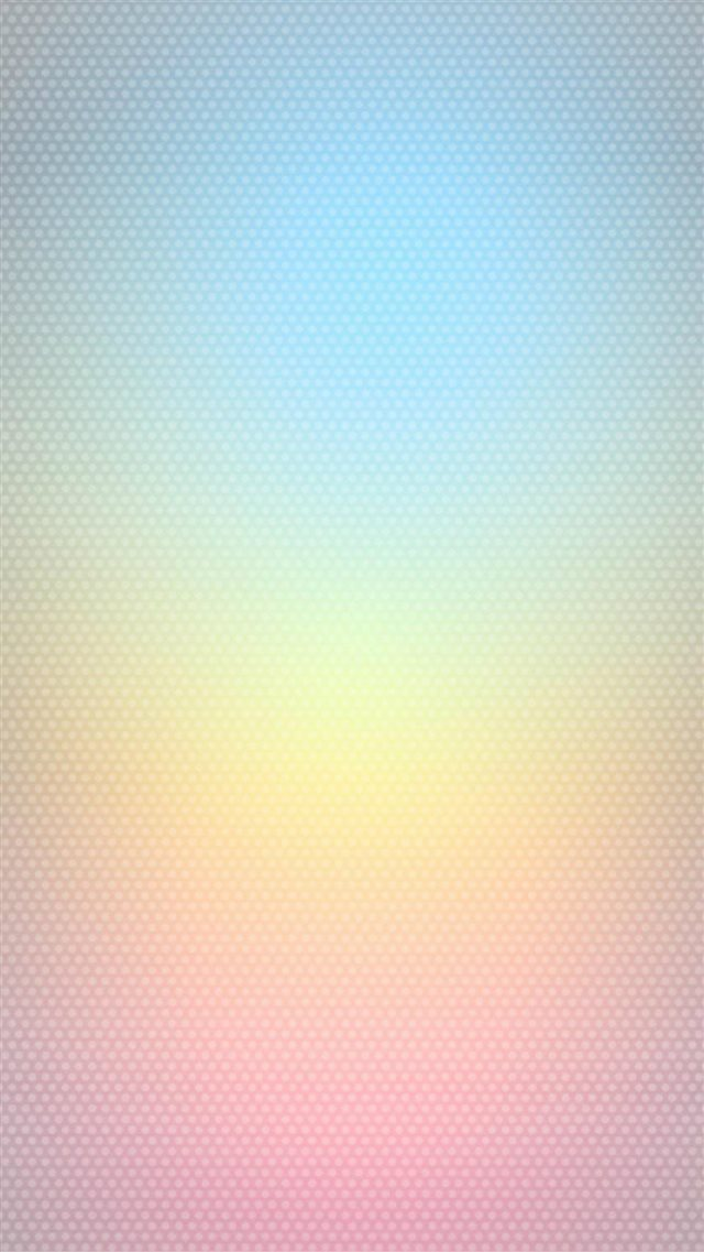 Pure Clear Shiny Color Gradation Cube Pattern iPhone 8 wallpaper