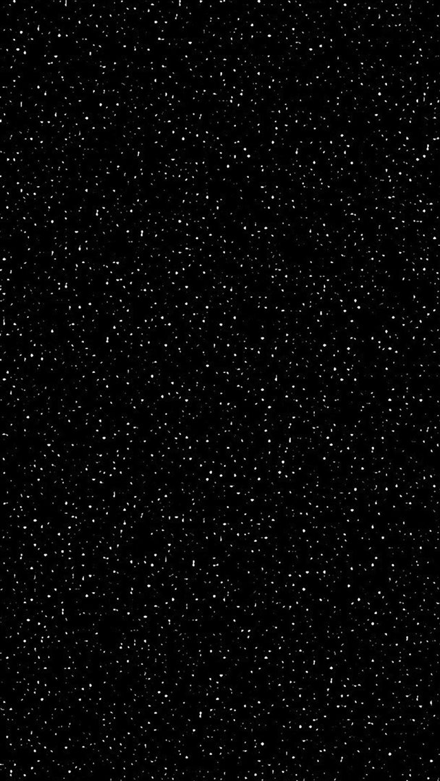 Simple Starry Sky Field iPhone 8 wallpaper
