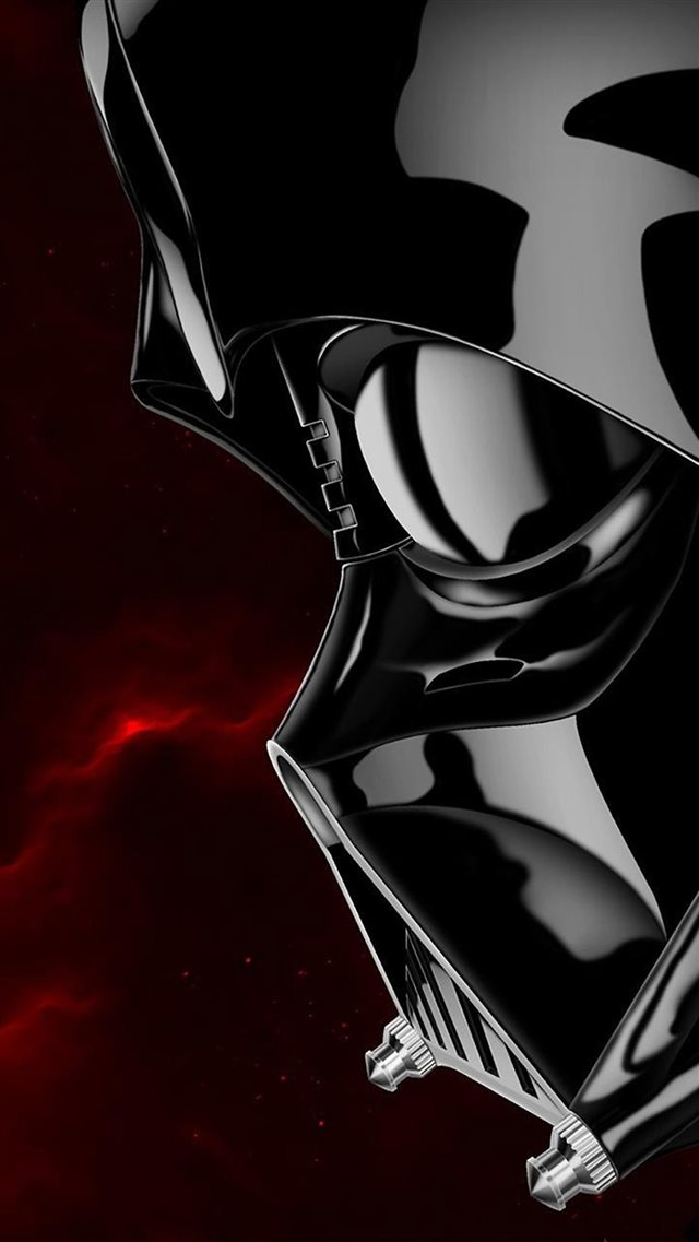 Darth Vader Star Wars  Star Wars Illustration iPhone 8 wallpaper