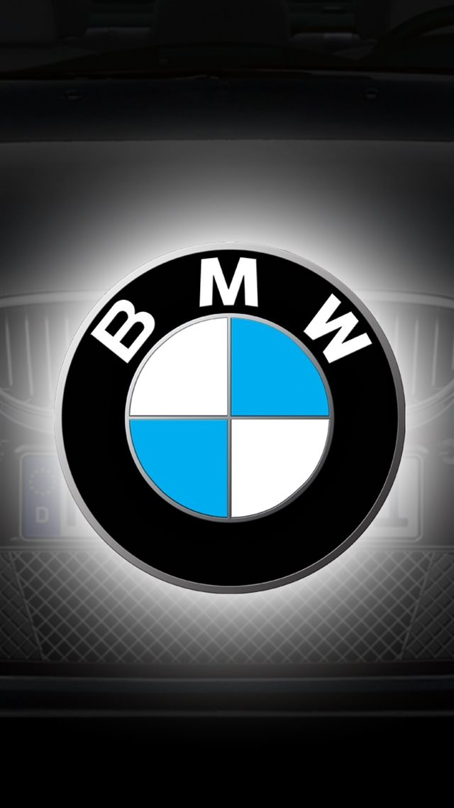 BMW Logo Insignia iPhone 8 wallpaper