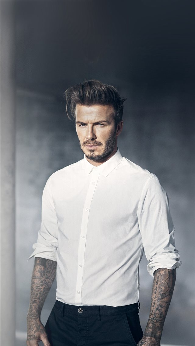 David Beckham Model Sports Handsome iPhone 8 wallpaper