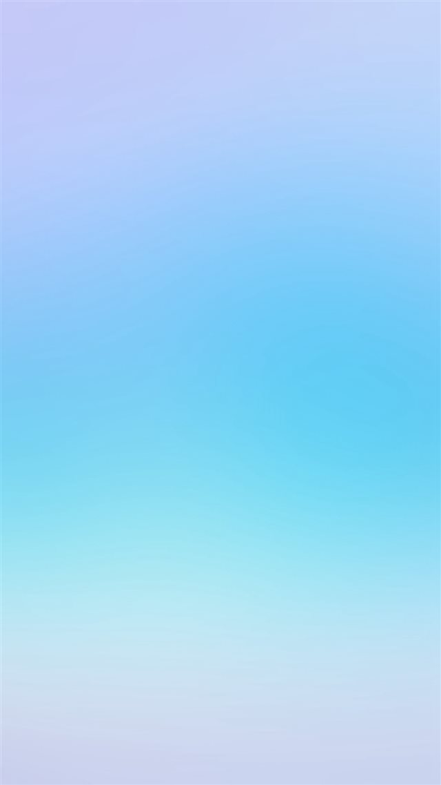 Blue Lonly Sleep Gradation Blur iPhone 8 wallpaper