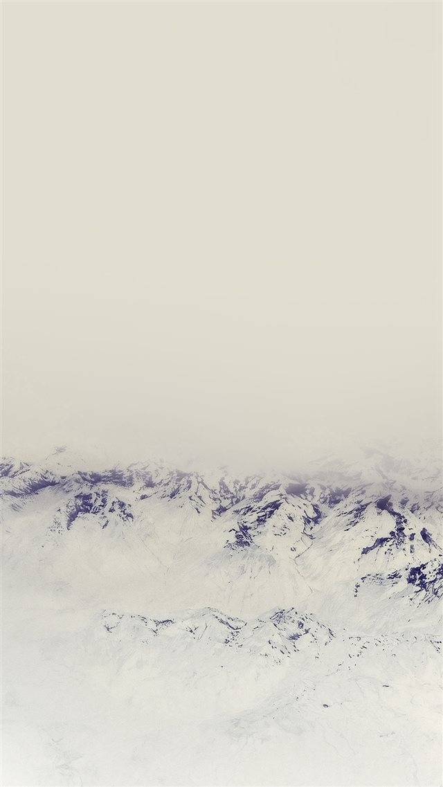 The Alps Light Mountain Sky View iPhone 8 wallpaper