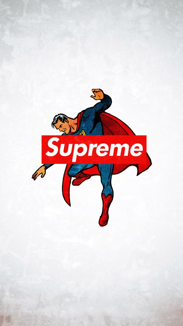 Supreme Trend Logo Film Art iPhone 8 wallpaper