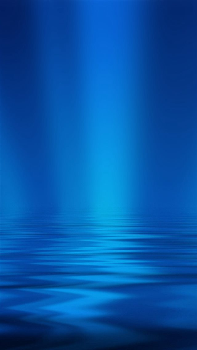 Sea Blue Ripple Pattern iPhone 8 wallpaper