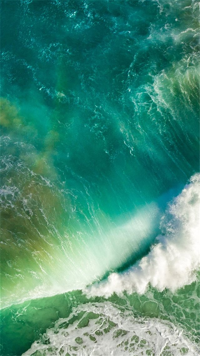 MacOS Colorful Water iPhone 8 wallpaper