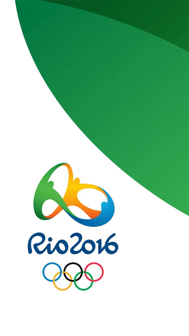 Rio 2016 Olympic Games iPhone 8 wallpaper