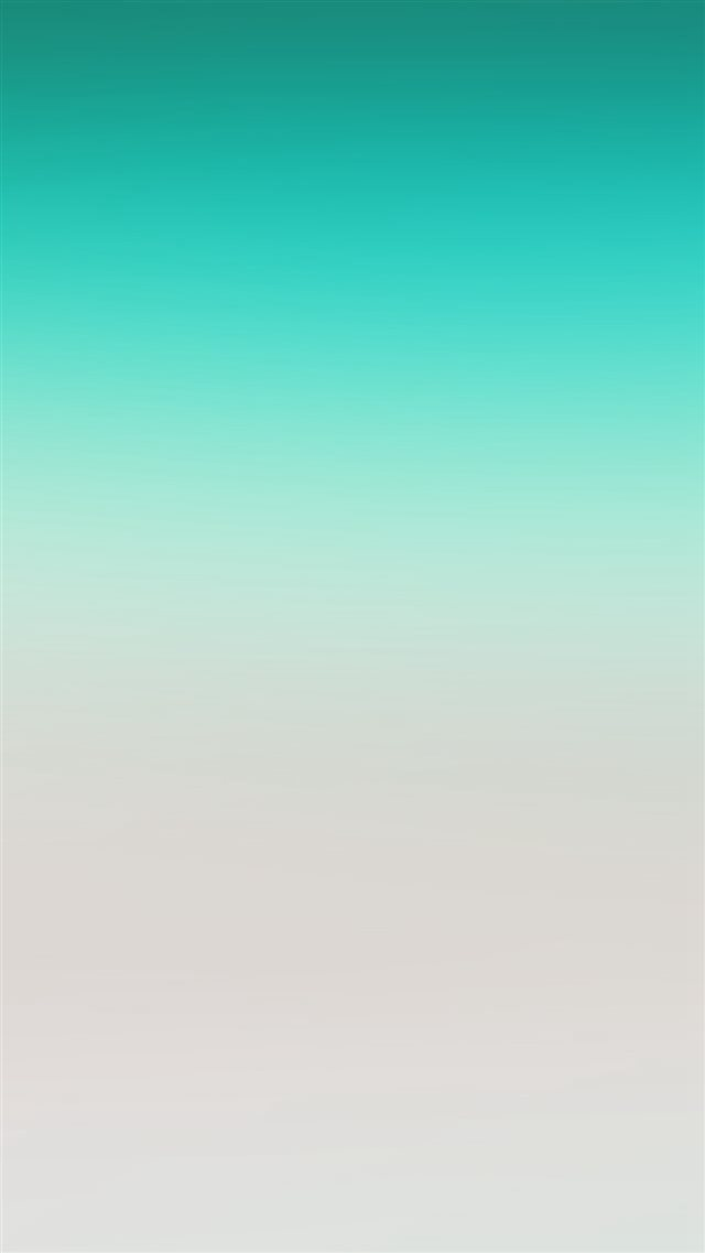 Sky Green Clear White Gradation Blur iPhone 8 wallpaper