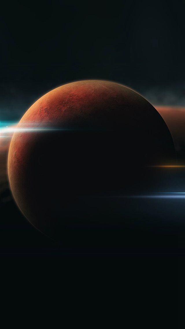 Universe NASA Space Color Planet Art iPhone 8 wallpaper