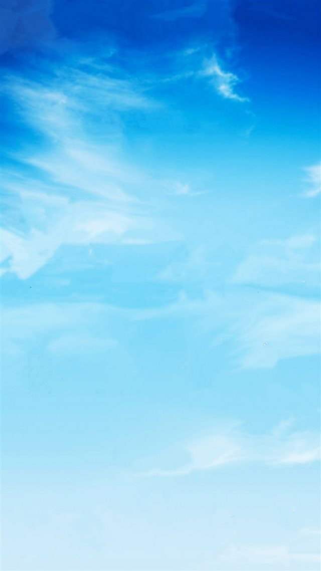 Nature Sunny Bright Sky View iPhone 8 wallpaper