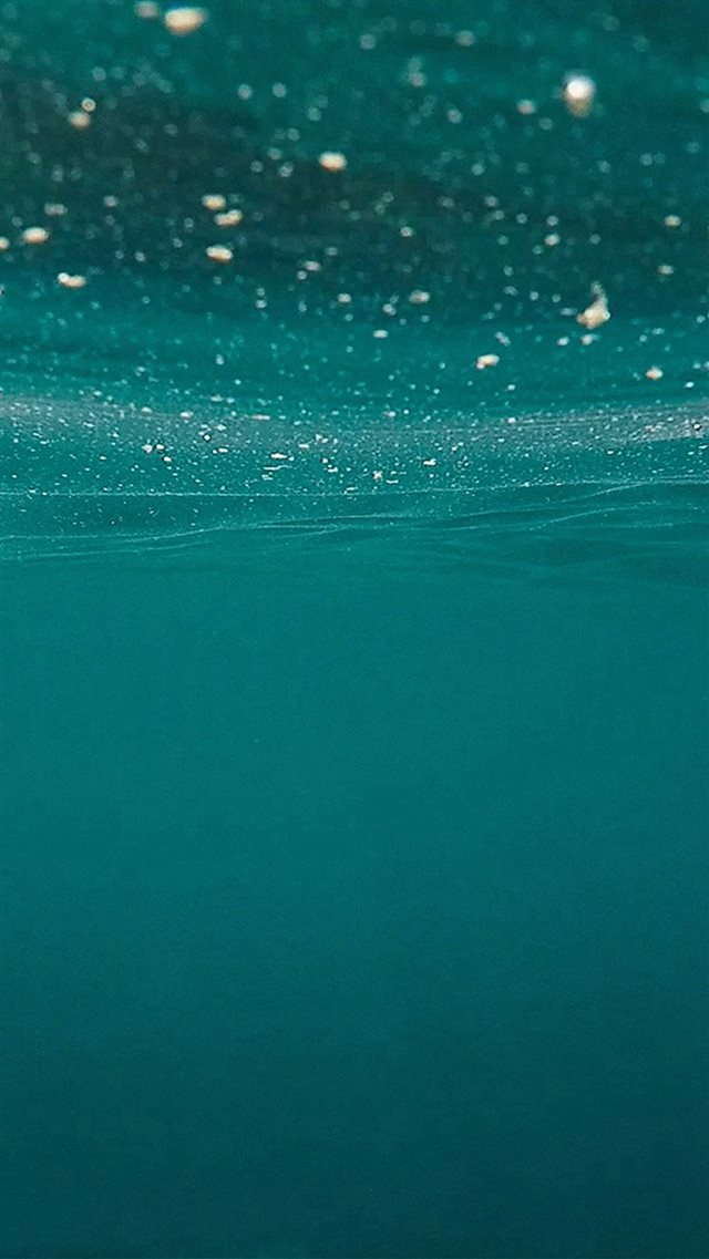 Sea Water Green Under Pattern iPhone 8 wallpaper