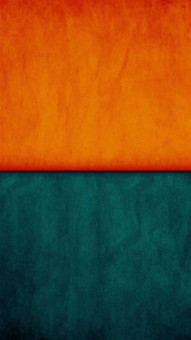 Orange Blue Pattern Background iPhone 8 wallpaper