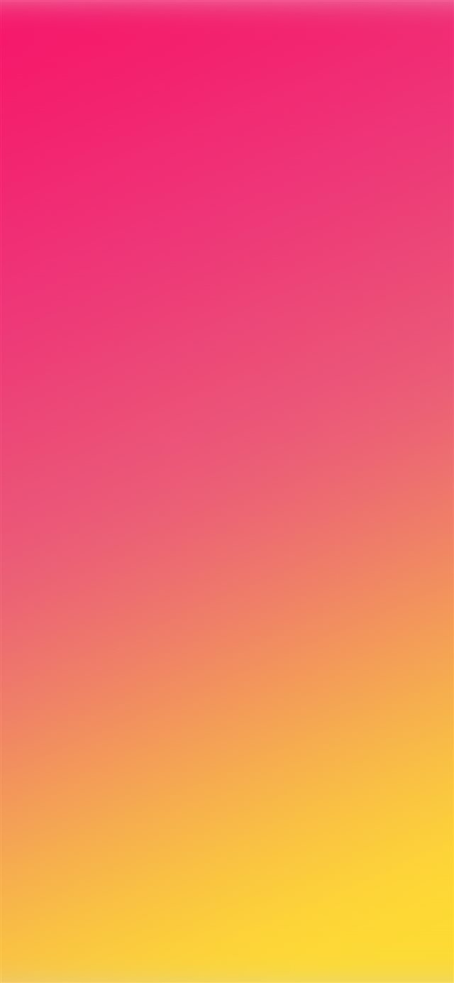 Red Yellow Summer Blur Gradation iPhone 11 wallpaper