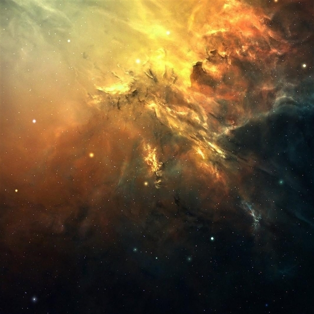 Space iPad Pro wallpaper