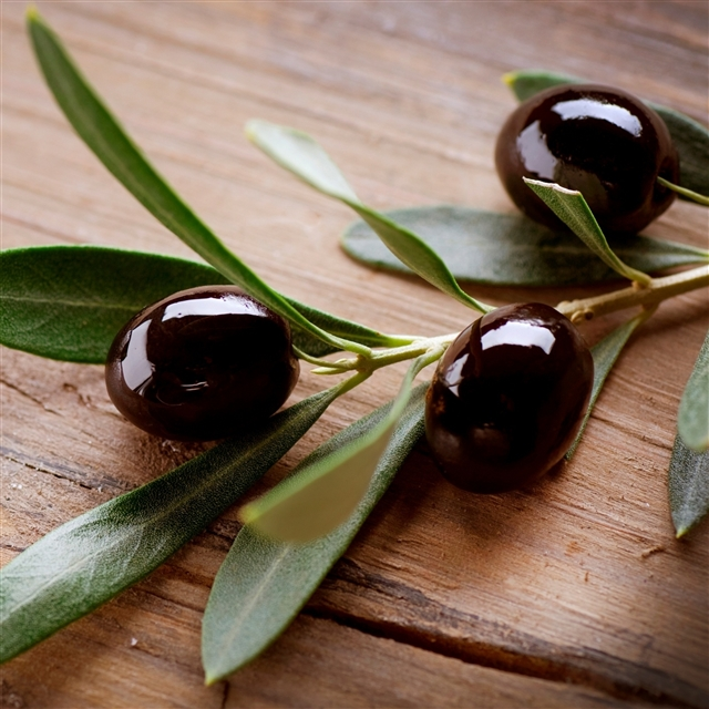 Olives branch table iPad Pro wallpaper