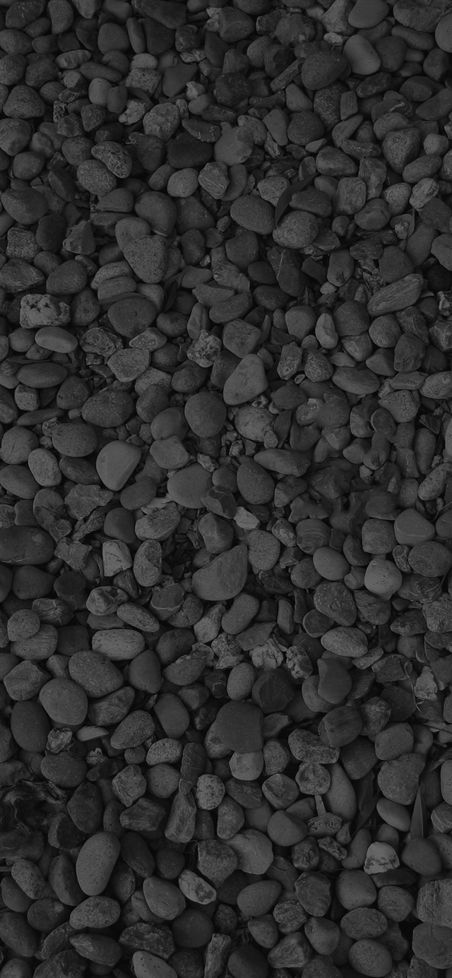 Stone sea dark pattern iPhone 11 wallpaper