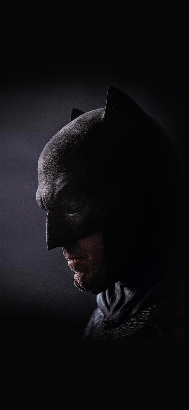 New batman superman ben hero iPhone X wallpaper