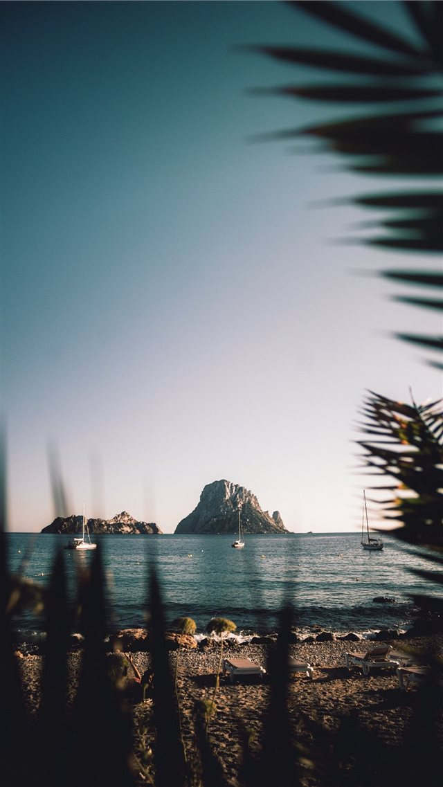 Ibiza  Spain iPhone 8 wallpaper
