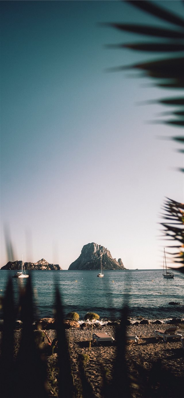 Ibiza  Spain iPhone X wallpaper
