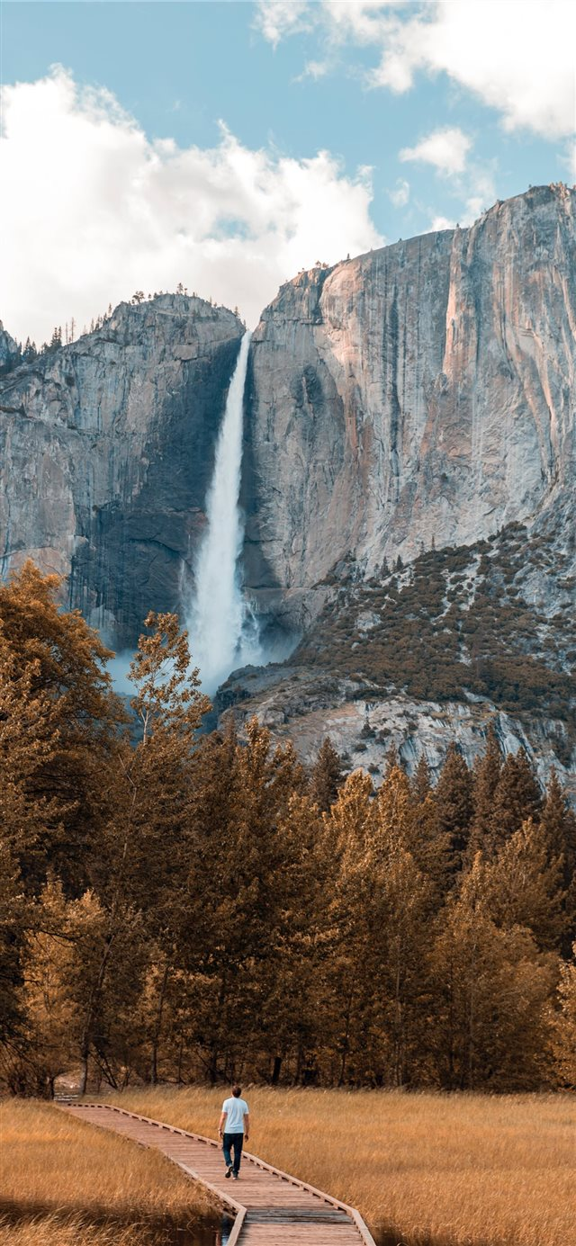 Lost in Yosemite  CA iPhone 11 wallpaper