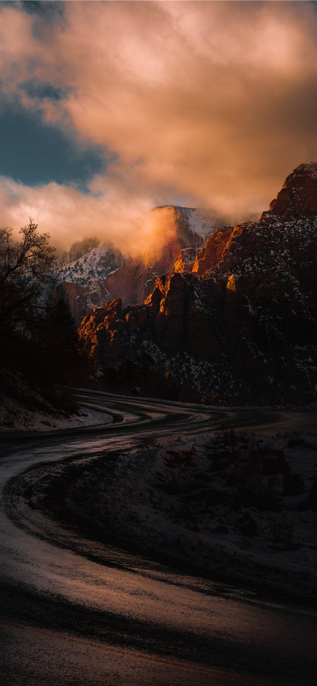 Zion S iPhone X wallpaper