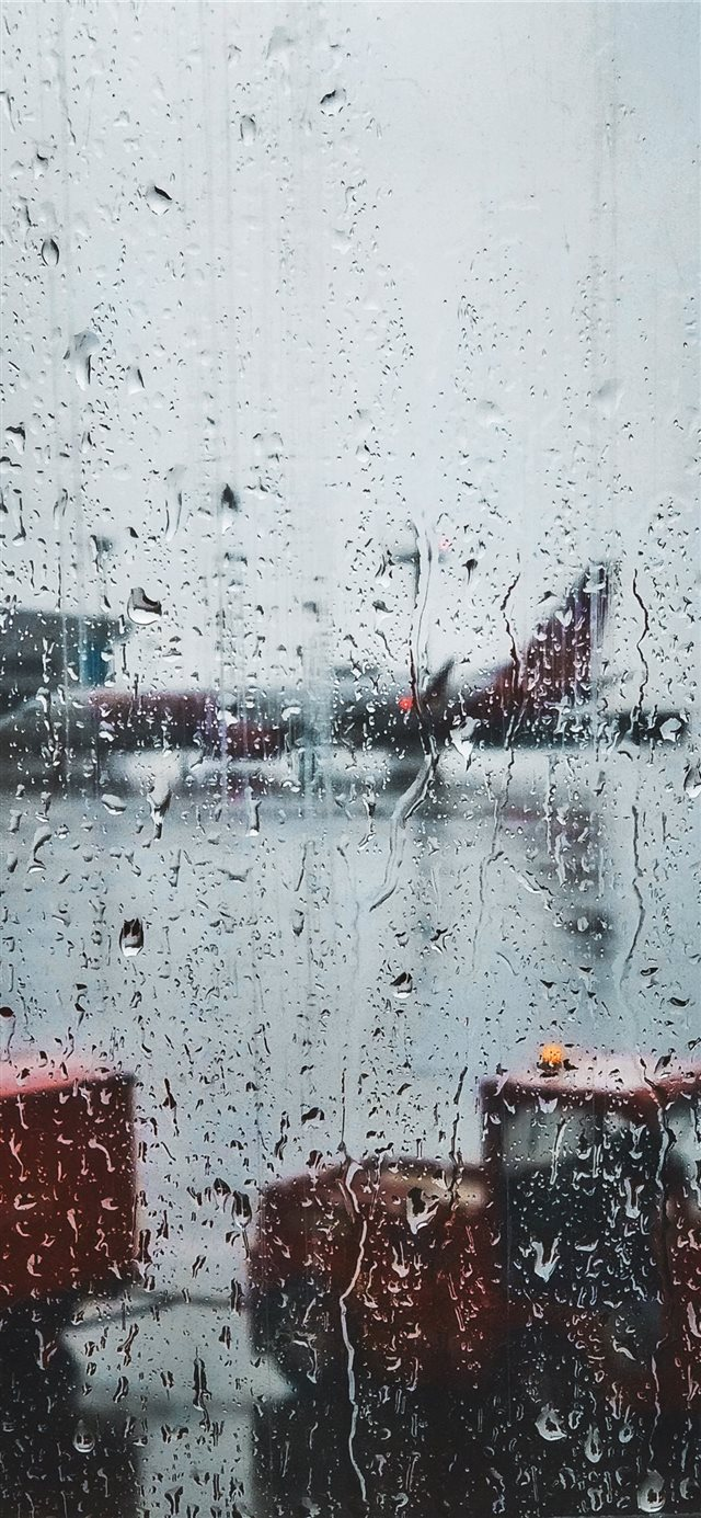 Airport iPhone X wallpaper
