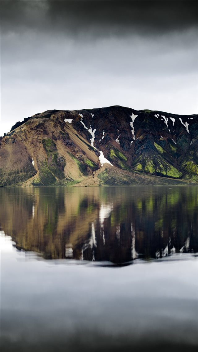 Iceland iPhone SE wallpaper