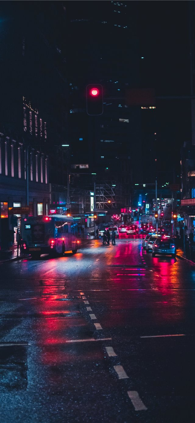 King Street iPhone X wallpaper