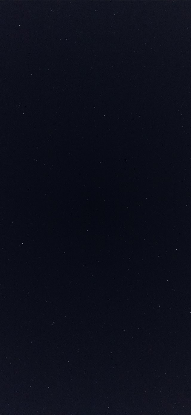 Night sky iPhone X wallpaper