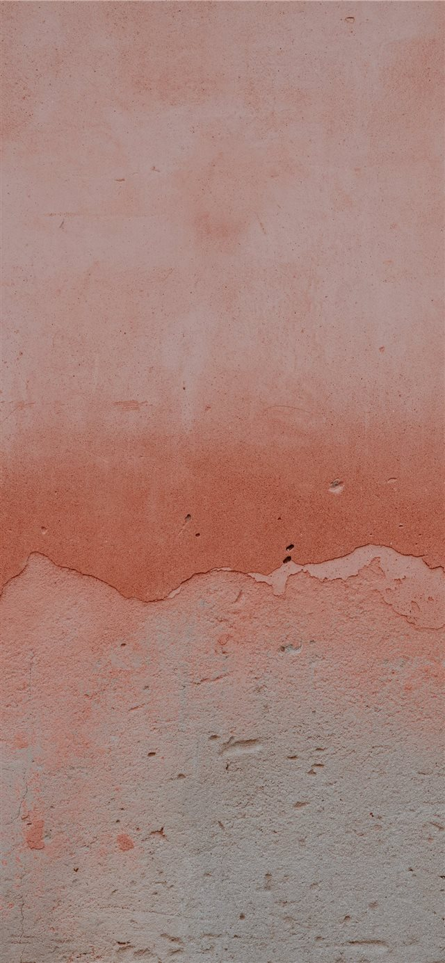 Pink weathered textured background iPhone X wallpaper