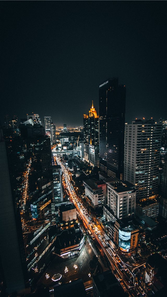 Bangkok  iPhone 8 wallpaper