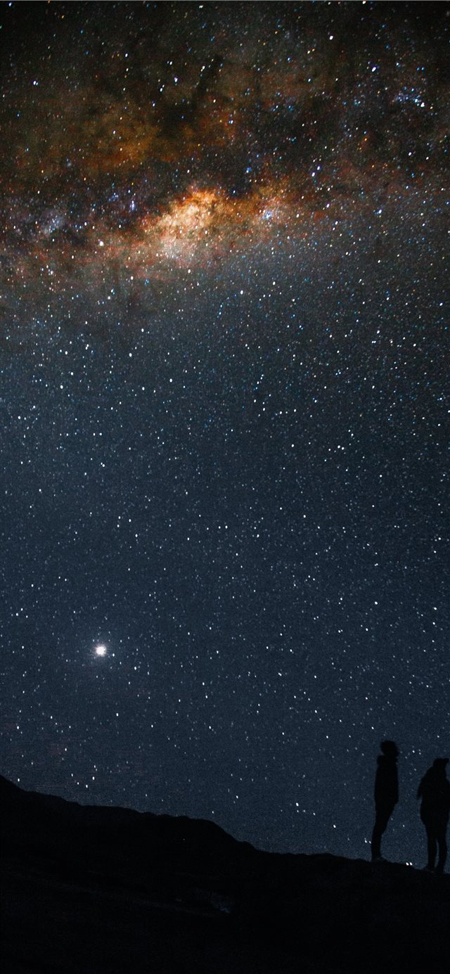 Do not go gentle into that good night  iPhone 11 wallpaper