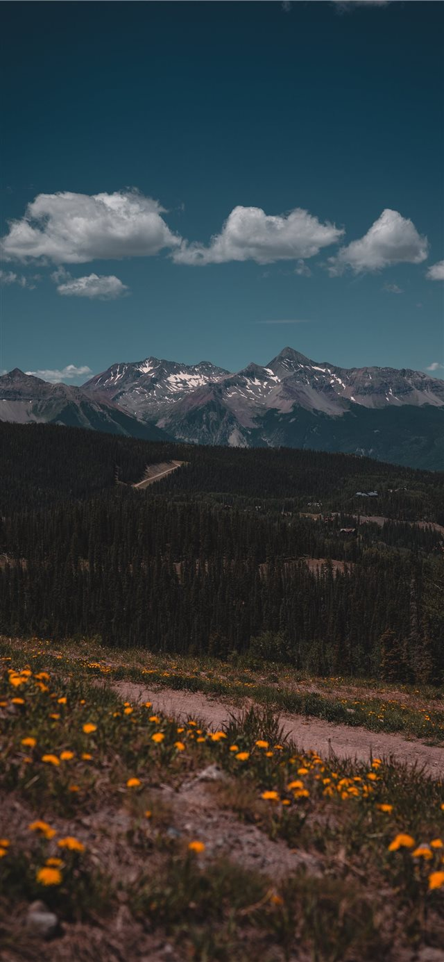 Telluride  CO iPhone X wallpaper