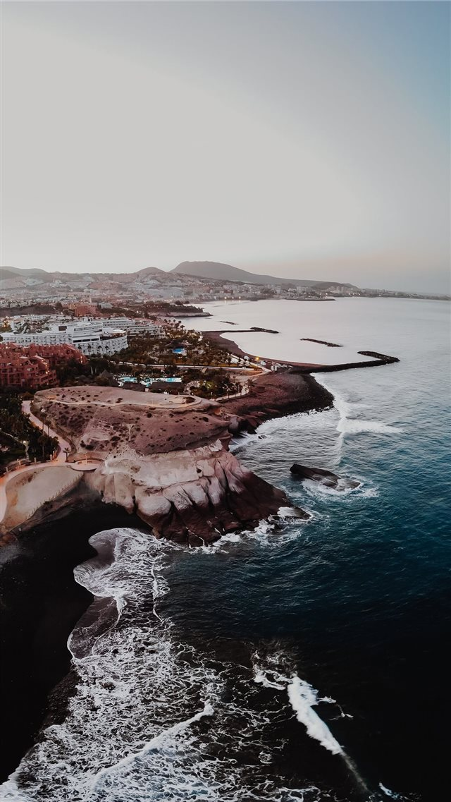 Tenerife  Spain iPhone 8 wallpaper