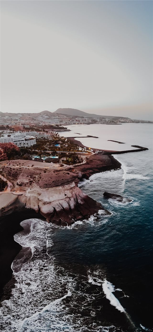 Tenerife  Spain iPhone X wallpaper