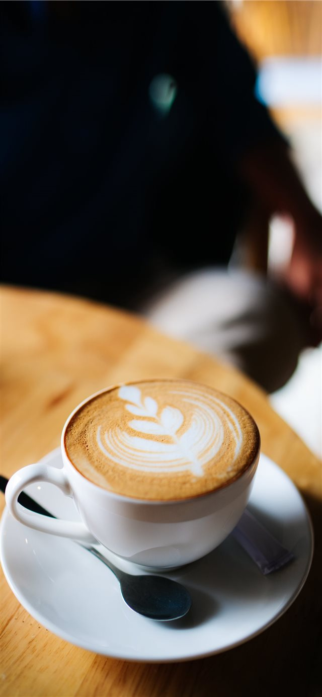 coffee iPhone X wallpaper
