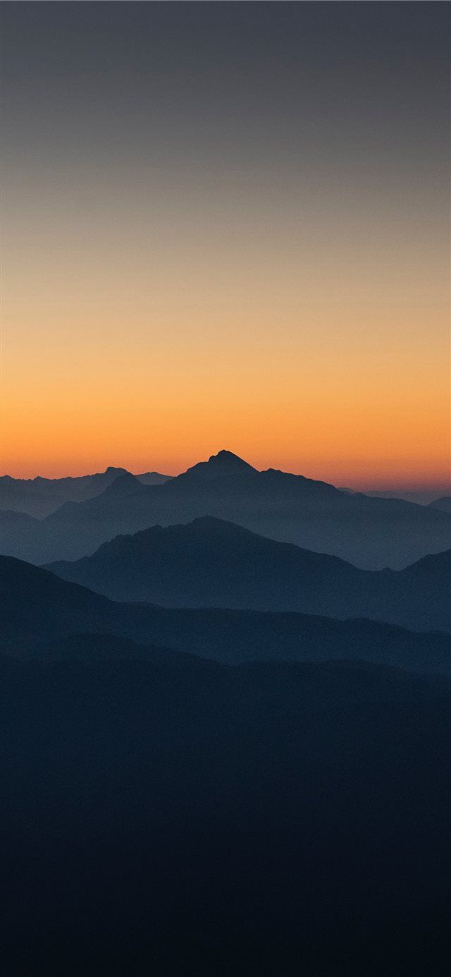 Grigna Meridionale  Italy iPhone 11 wallpaper