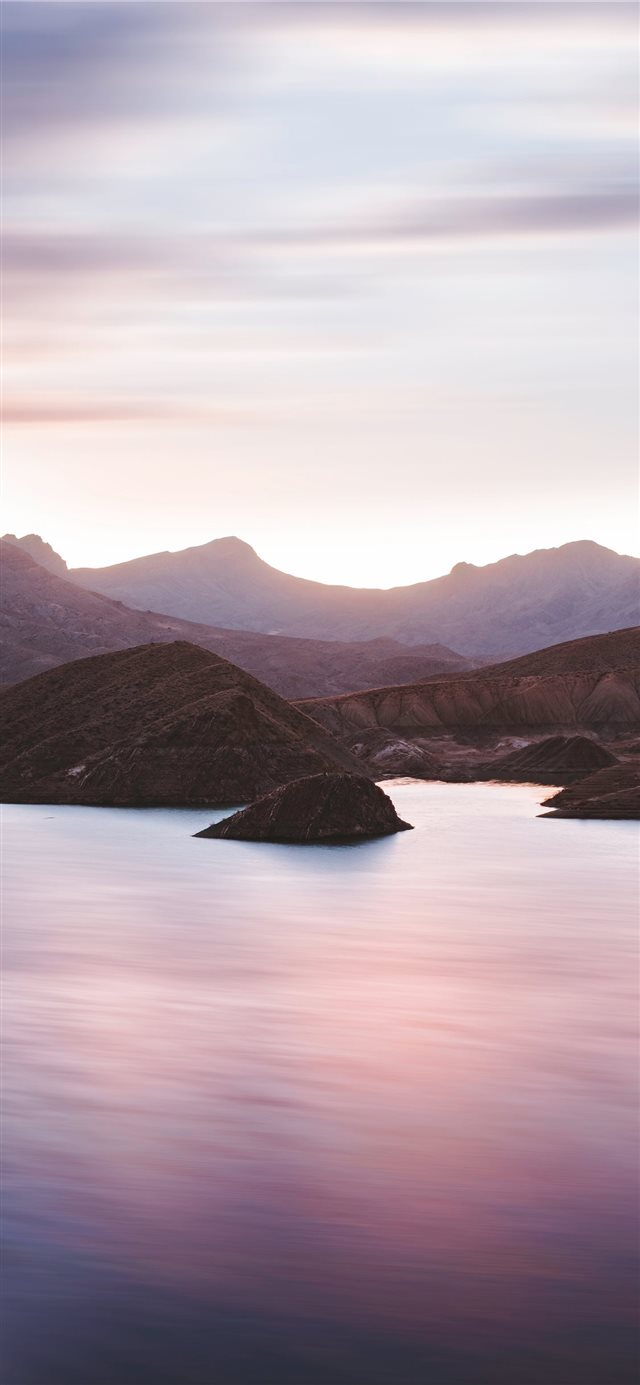 Calm iPhone X wallpaper