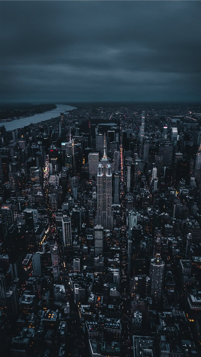 Empire State Building  iPhone 8 wallpaper