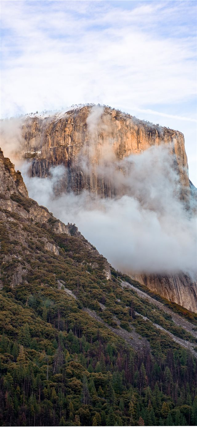 El Capitan iPhone 11 wallpaper