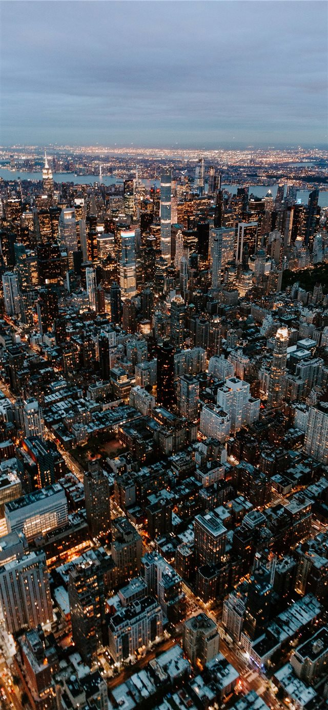 New York City United States Iphone X Wallpaper Download Iphone