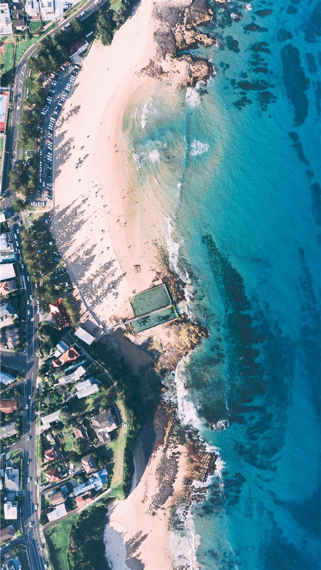 135 Lawrence Hargrave Dr  Austinmer  Australia iPhone 8 wallpaper