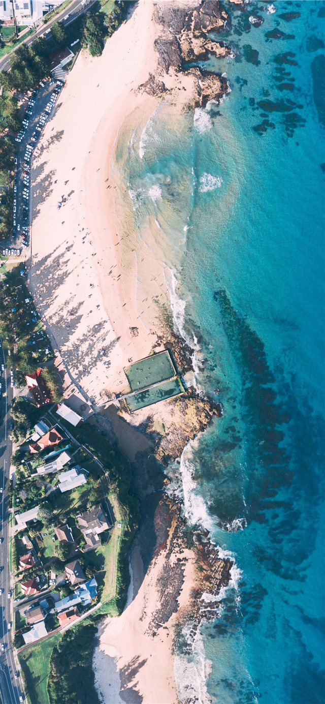 135 Lawrence Hargrave Dr  Austinmer  Australia iPhone X wallpaper